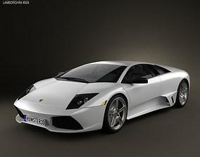 3D Lamborghini Murcielago LP640 2006