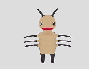 Cartoon Bug 3D model