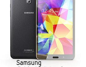 3D Samsung Galaxy Tab 4