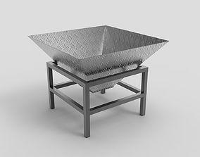 3D model Fire Pit