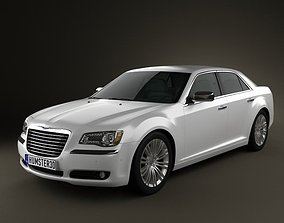 Chrysler 300 2011 3D model