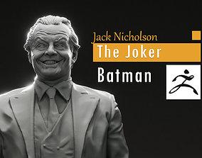 Jack Nicholson - The Joker - Batman 3D printable model