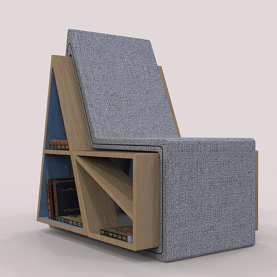 Shelf Sofa