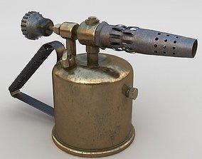 3D model Gasolin Blowtorch