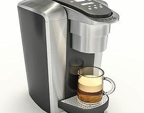 Keurig elite coffeemaker 3D model