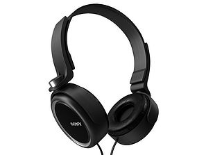 Sony Headphones 3D model