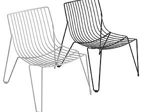 3D Tio Easy Chair