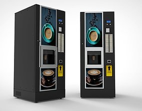 apparatus Coffee vending machine 3D