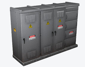 Electrical Box 2 3D model