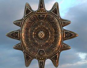 Ancient Calendar 3D