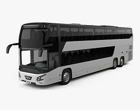 3D model VDL Futura FDD2 Bus 2015