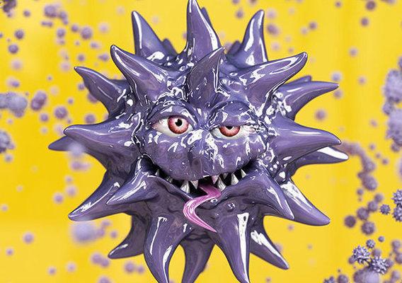 Crazy viruses
