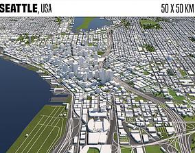 Seattle 3D