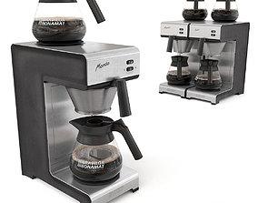 Bravilor Bonamat Mondo series coffee machines 3D model