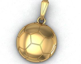 jewelry Pendant ball 3D printable model