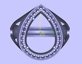 3D print model Drop Ring