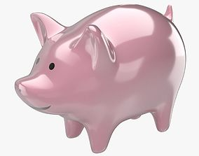 Piggy Bank 1 3D
