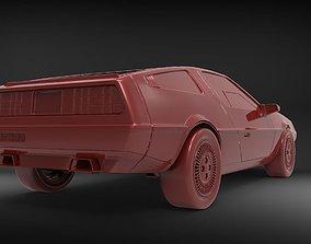 Car model 3d Print art
