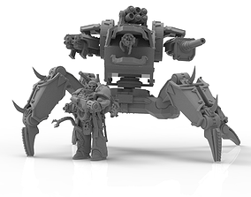 Despoiler War Engine - Defiler of 3D printable model
