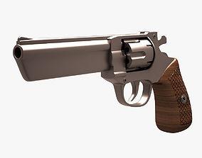 3D asset Revolver 003
