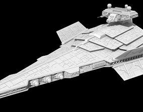 Victory Star Destroyer set 3D model