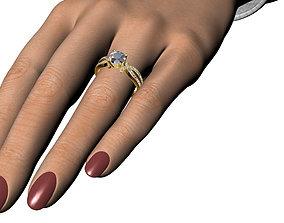 258 ring 3D printable model