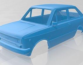 Fiat 133 Printable Body Car