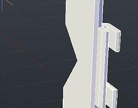 3D printable model Adapter for Mavic Pro