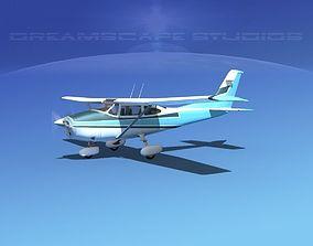 Cessna 182 Skylane V11 3D model