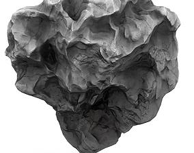3D asset Meteor Asteroid Rock