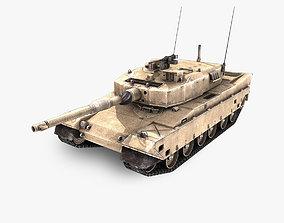 Type 90 Main Battle Tank 3D model