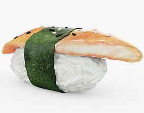 3D Unagi Sushi
