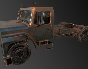 3D model realtime international s1900 truck