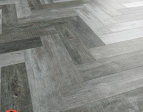 parquet 3D Rona grey Floor Tile