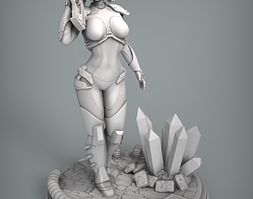 NOVA for 3D Printing fanart Cutted Keyed and