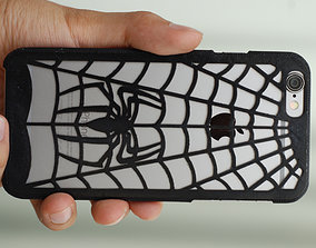 3D printable model Spidersuit Iphone 6 Case