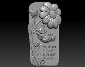 3D print model Daisy