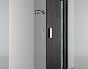 3D Elevator door
