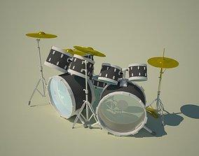 3D kit Drum Kit