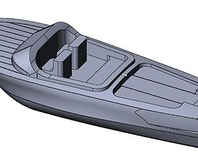 3D printable model Toy boat