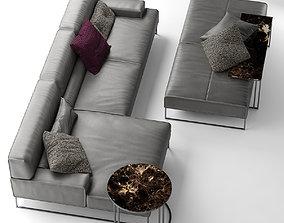 Cloud Sofa 3D model