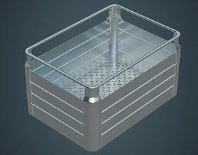 3D model realtime Crate 1A