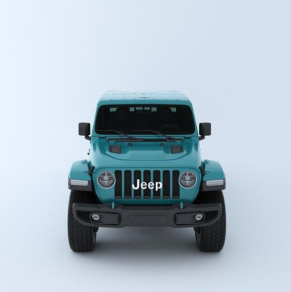 Jeep Truck 02