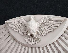 Dove Bird 3D printable model