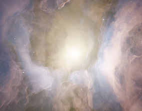 Nebula shade for Blender - Eevee and Cycle 3D asset