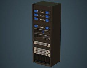 Server 1A 3D asset