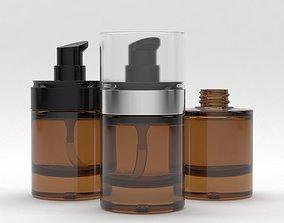 heavy bottle 30ml type3 3D model