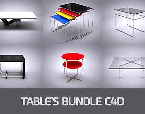 3D Table Bundle