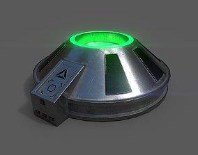 3D asset VR / AR ready Gravity device