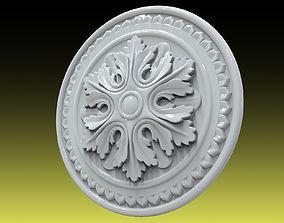 Rozette 001 3D print model